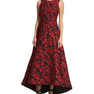 Alice + Olivia Dresses - Alice and Olivia brocade gown